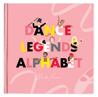 Alphabet Book- Dance Legends