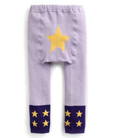VB Legging 12-24m - Purple Star