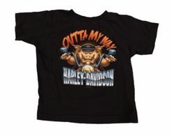 Harley Davidson Tee 12-18m