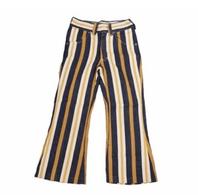 Denim Pant Striped 8y