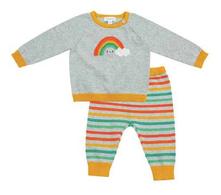 AD Sweater Set Rainbow
