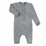 PL Coverall Henley - Gray