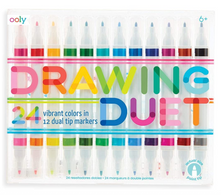 OO Markers - Drawing Duet