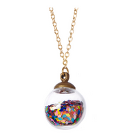 BB Necklace - Crystal Ball