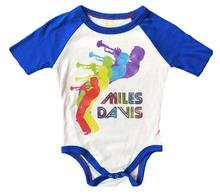 RS Onesie Miles Davis