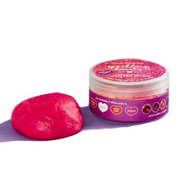 Dazzling Pink Sparkling Slime