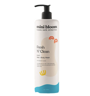 MB Fresh N' Clean 2 in 1 Hair + Body Wash 16oz