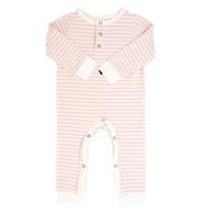 SB Romper Pink Stripe