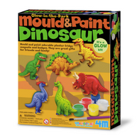 TS Mould & Paint Glow Dinos