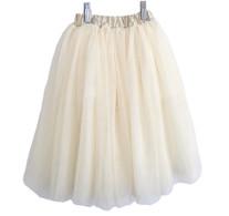CD Skirt Tulle Cream