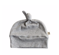 BS Knotted Beanie- Gray