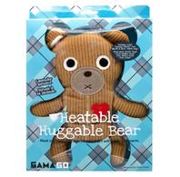 GG Heatable Huggable Bear