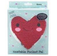 GG Heatable Huggable Heart Pocket Pal
