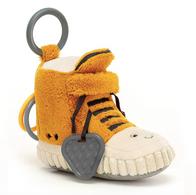 JC Kicketty Sneaker Activity Toy