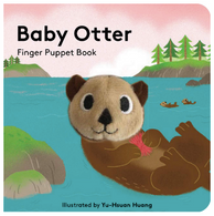 Finger Puppet Book - Baby Otter
