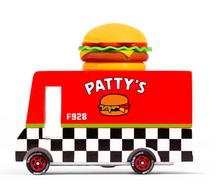 Candylab- Patty's Hamburger