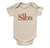 GF Sibs Onesie