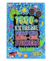 FA 1000+ Extreme Totally Wild Stickers