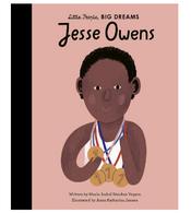 Little People, Big Dreams Jesse Owens