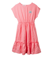 PH Dress Pink Checker