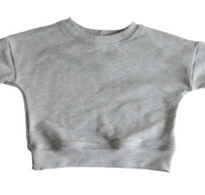 BS Sweatshirt - Gray