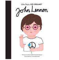 Little People, Big Dreams John Lennon