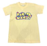70's Pac Man Tee 8y