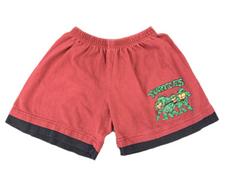 90's Teenage Mutant Shorts 7y