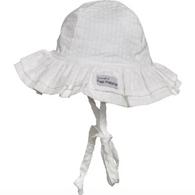 Floppy Hat Vanilla Stripe
