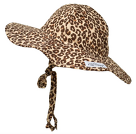 Floppy Hat Leopard