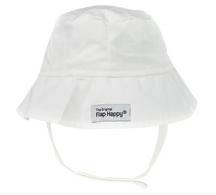 FH Bucket Hat White