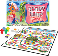 Classic Candyland Game