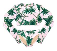SC 2pc Pink Palm