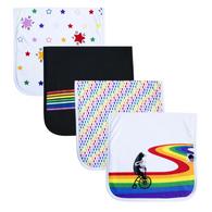GD Burp Cloths- Rainbow