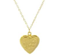 BB Necklace- I Love You Locket
