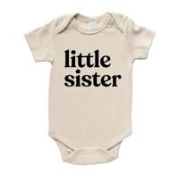 GF Little Sister Onesie