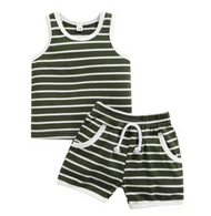 TT Shortie Set Stripe