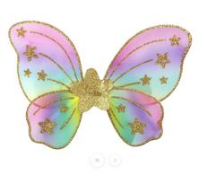PP Pastel Rainbow Star Wing