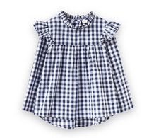 BW Max Top Gingham