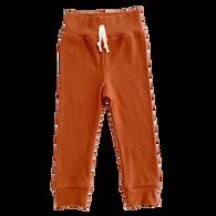 BOBA Joggers Rust
