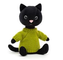 JC Knitten Kitten Lime