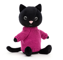 JC Knitten Kitten Fuschia