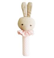 AR Squeaker - Roberta Bunny Pink Sport