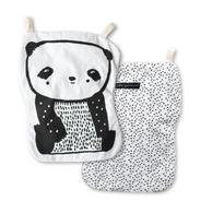 WG Crinkle Toy Panda