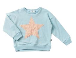 PH Sky Blue Star Top