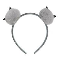 RH Little Black Cat Headband