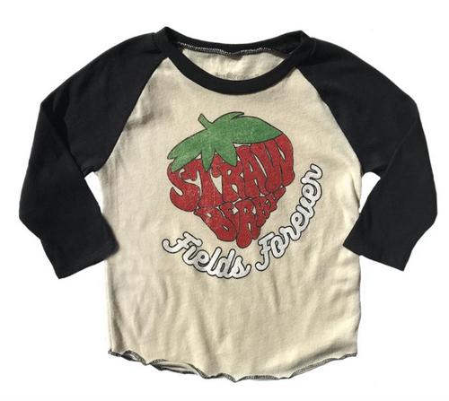 Strawberry Fields L/S Tee