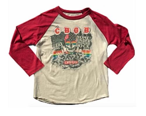 CBGB L/S Tee