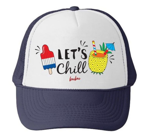 Let's Chill Hat