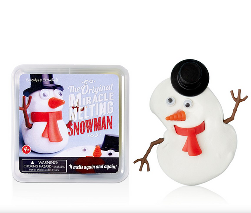 The Original Miracle  Melting SNOWMAN NEW Cupcakes /& Cartwheels